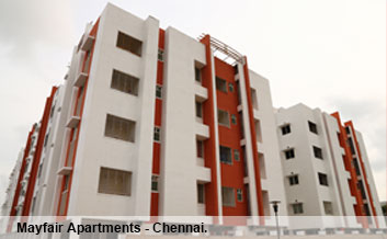 Mayfair Apartments, Chennai