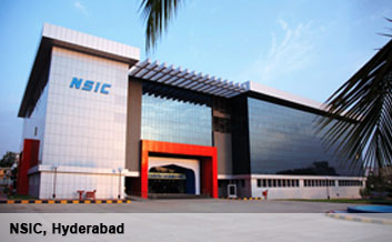 NSIC Office Building, Hyderabad