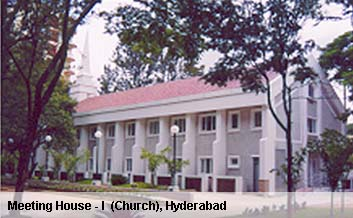 Meeting House I (Church), Hyderabad