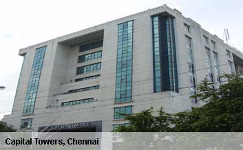 Capital Towers, Chennai